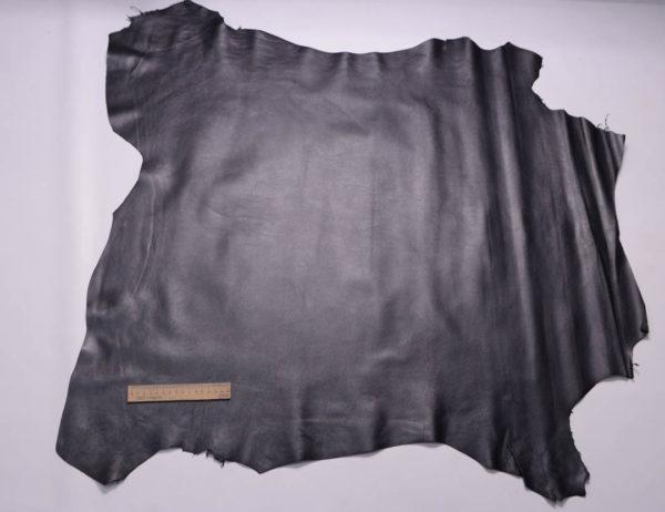 Кожа МРС, графитовая, 83 дм2.-108731