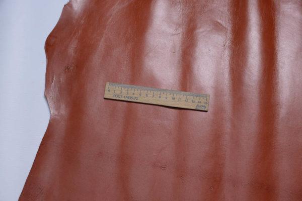 Кожа МРС, рыже-коричневая, 55 дм2, Derma S.r.l.-108753
