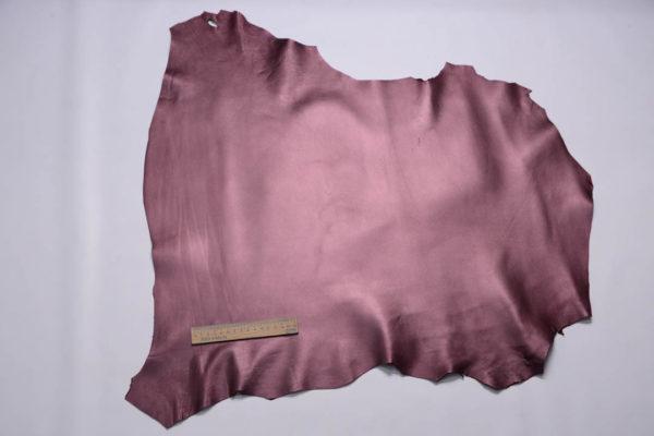 Кожа МРС, бордовый металлик, 44 дм2, Tari S.p.A.-108760