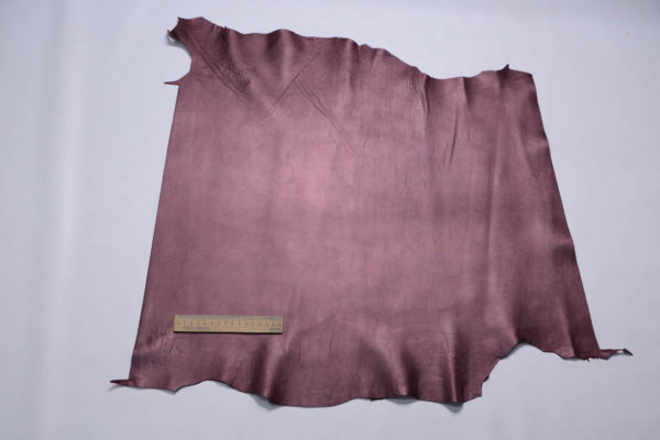 Кожа МРС, бордовый металлик, 36 дм2, Tari S.p.A.-108764