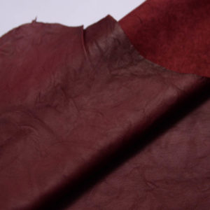 Кожа МРС (жатка), бордовая, 52 дм2.-108768