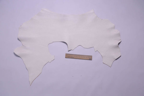 Кожа козы, белая, 15 дм2, Falco Pellami S.p.A.-108807