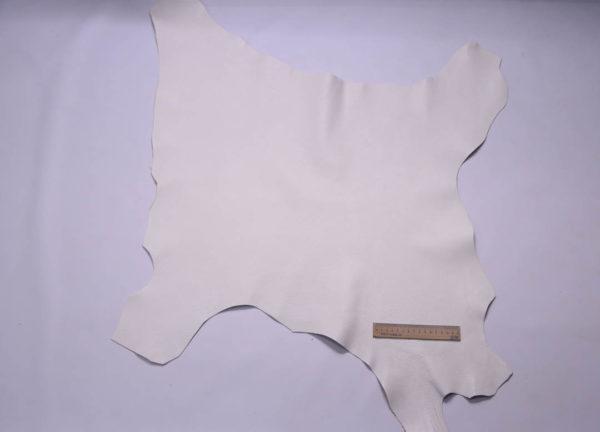 Кожа козы, белая, 46 дм2, Falco Pellami S.p.A.-108810