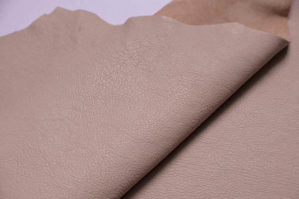 Кожа козы, бежево-розовая, 71 дм2, Falco Pellami S.p.A.-108813