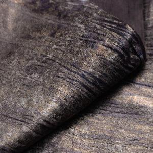Кожа козы, тёмно-коричневый антик, 33 дм2.-108866