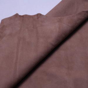 Велюр МРС (коза), грязно-розовый, 30 дм2, Derma S.r.l.-108895