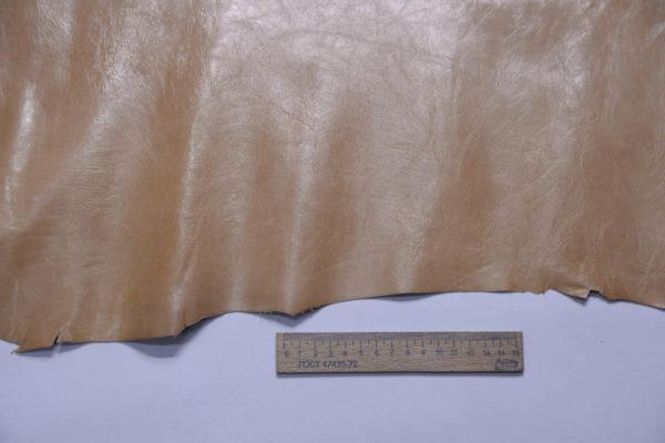 Кожподклад МРС, песочный, 30 дм2.-108898