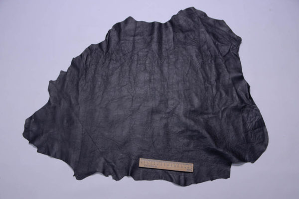 Кожа МРС, чёрная, 34 дм2.-108902