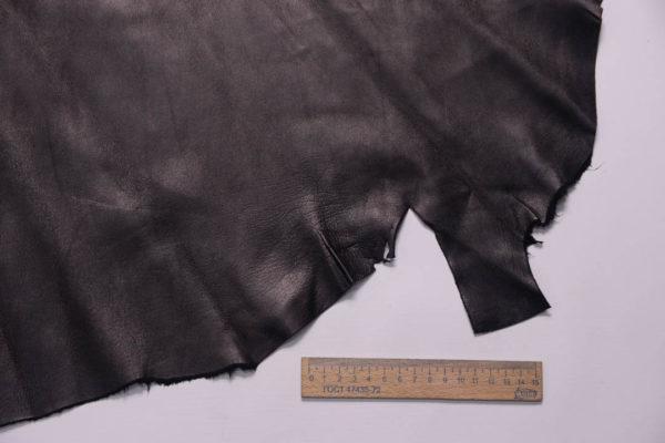 Кожа МРС, чёрная, 59 дм2.-108917