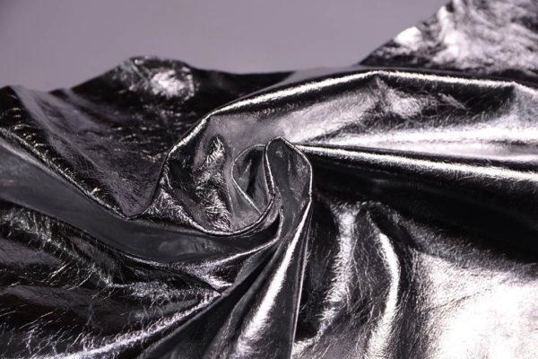 Кожа МРС, серебро, 56 дм2.-108918