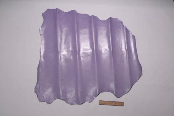 Кожа МРС, светло-фиолетовая, 45 дм2.-108919