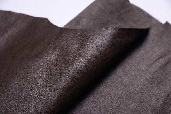 Кожа КРС, тёмно-коричневая, 29 дм2.-108921