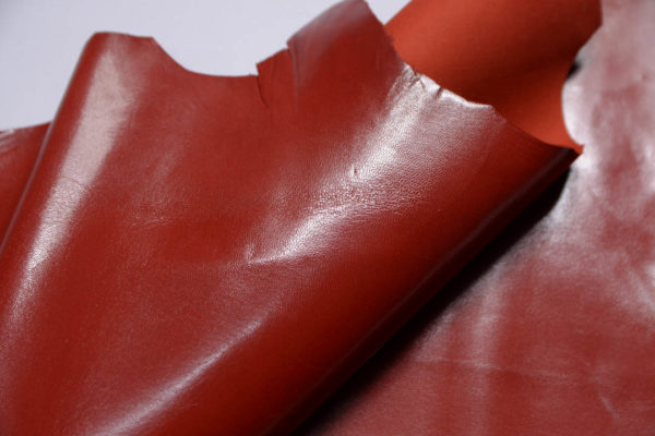 Кожподклад МРС, красный, 26 дм2.-108952
