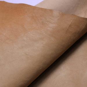 Кожа кенгуру анилиновая, песочная, 43 дм2, Conceria Cafra S.r.l.-108958