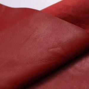 Кожа МРС, красная, 20 дм2.-109016