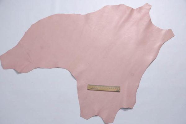 Кожа МРС, бледно-розовая, 31 дм2.-109036