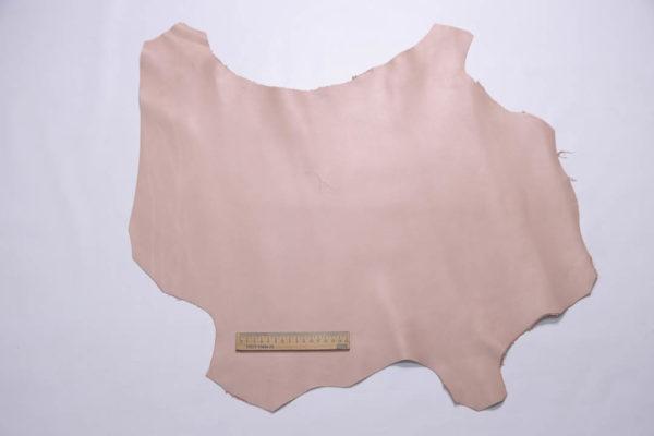 Кожа МРС, бледно-розовая, 31 дм2.-109045
