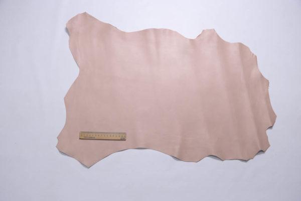 Кожа МРС, бледно-розовая, 36 дм2.-109049
