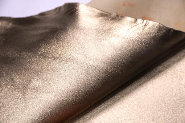 Кожа МРС, золото, 58 дм2, Tari S.p.A.-109056