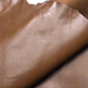 Кожа МРС, светло-коричневая, 39 дм2, Russo di Casandrino S.p.A.-109083
