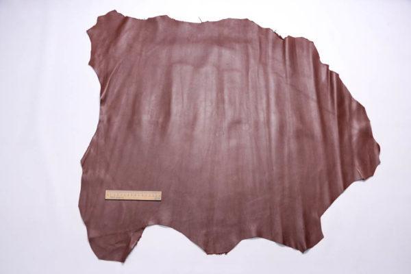 Кожа МРС, коричневая, 62 дм2.-109088