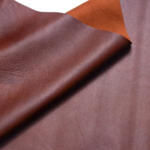 Кожа КРС (склизок) , коричневый, 36 дм2, Russo di Casandrino S.p.A.-109090