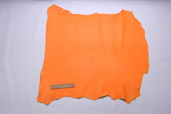 Кожа МРС, оранжевая, 53 дм2, Tari S.p.A.-109100