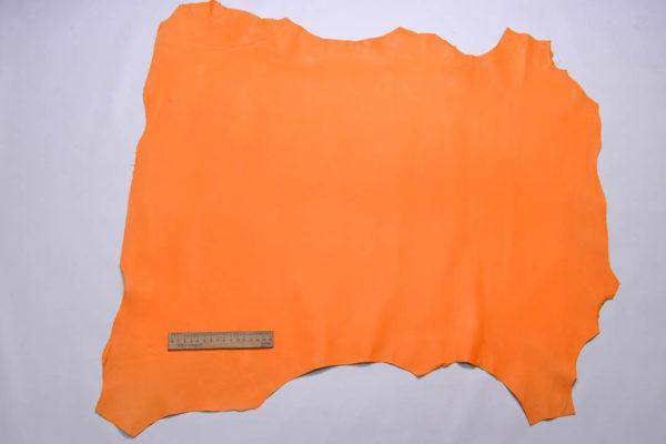 Кожа МРС, оранжевая, 55 дм2, Tari S.p.A.-109101