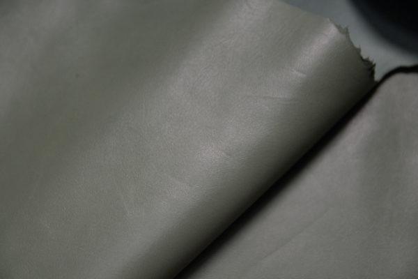 Кожа одёжная МРС, болотная, 42 дм2.-109140