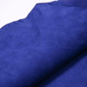 Велюр МРС (коза), ярко-синий, 32 дм2, Derma S.r.l.-109150