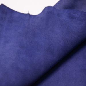 Велюр МРС (коза), бледно-синий, 30 дм2, Conceria Stefania S. p. A.-109151