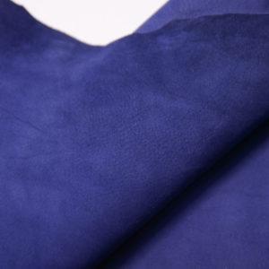 Велюр МРС (коза), бледно-синий, 30 дм2, Conceria Stefania S. p. A.-109152