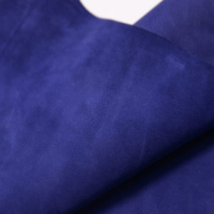 Велюр МРС (коза), бледно-синий, 42 дм2, Conceria Stefania S. p. A.-109153