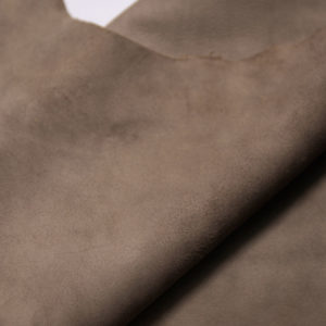 Велюр МРС, какао, 46 дм2, Conceria Stefania S. p. A.-109188