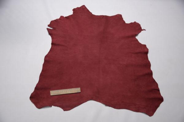 Велюр МРС, марсала, 36 дм2, Conceria Stefania S. p. A.-109196