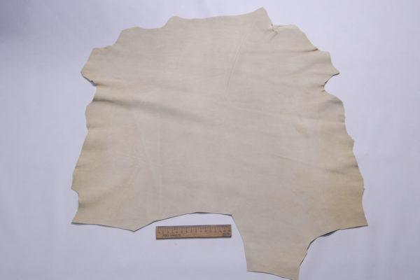 Велюр МРС, светло-бежевый, 30 дм2, Conceria Gaiera GIOVANNI S.p.A.-109202