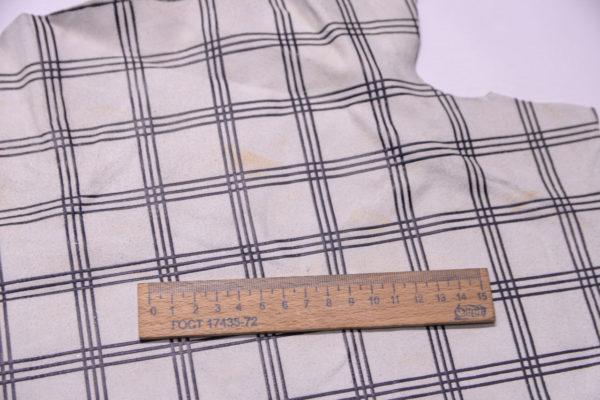 Велюр МРС с принтом, светло-бежевый, 55 дм2.-109219