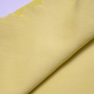 Кожа КРС, светло-желтая, 98 дм2.-109220