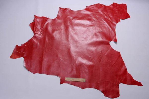 Кожподклад МРС, красный, 59 дм2.-401046