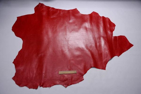 Кожподклад МРС, красный, 74 дм2.-401048