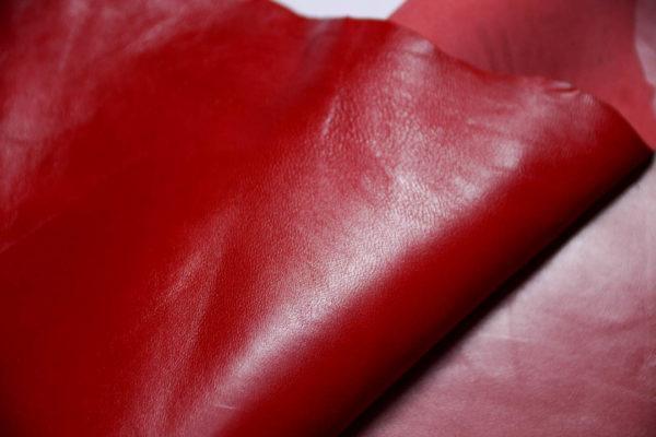 Кожподклад МРС, красный, 64 дм2.-401049