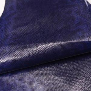 Кожа змеи (Karung), фиолетовая, 99х28 см.-zm4-58