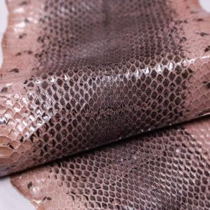Кожа змеи (Ayers), розовая, 100х16 см.-zm4-96