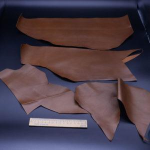 Кожа МРС, светло-коричневая, 17 дм2.-1-106