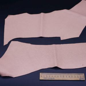 Кожа козы, розовая, 11 дм2.-1-163