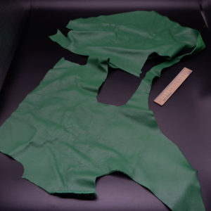 Кожа КРС, зеленая, 24 дм2.-1-205