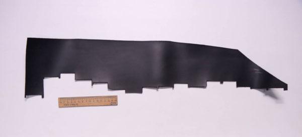 Кожа КРС, черная, 8 дм2.-1-248