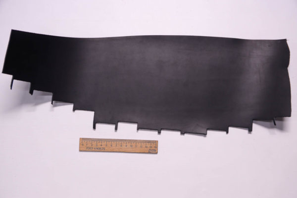 Кожа КРС, черная, 11 дм2.-1-249