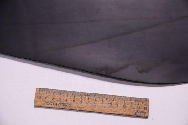 Кожа КРС, черная, 10 дм2.-1-250