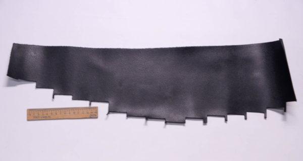 Кожа КРС, черная, 10 дм2.-1-254